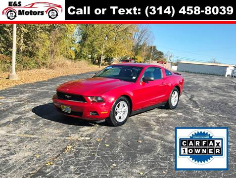 2012 Ford Mustang for sale in Imperial, MO
