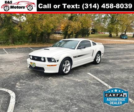2008 Ford Mustang for sale in Imperial, MO