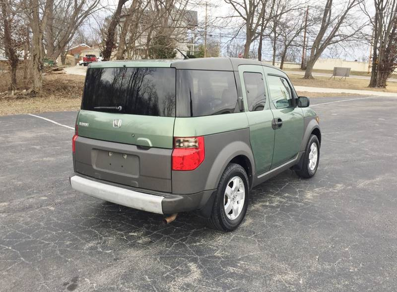 2004 Honda Element AWD EX 4dr SUV w/Side Airbags - Imperial MO