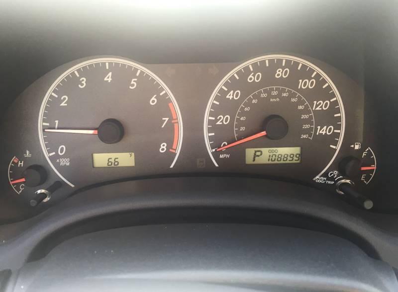 2012 Toyota Corolla LE 4dr Sedan 4A - Imperial MO