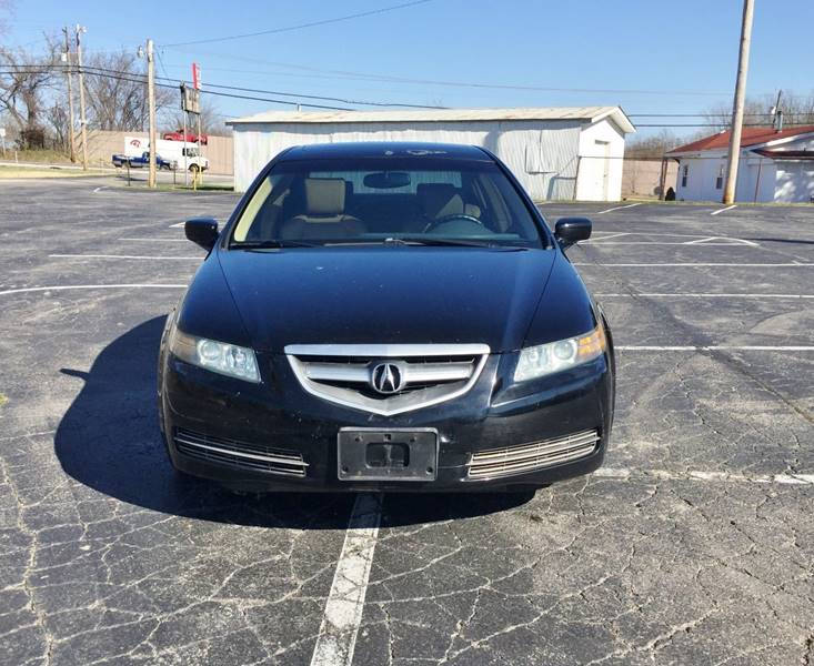 2004 Acura TL for sale at E & S MOTORS in Imperial MO