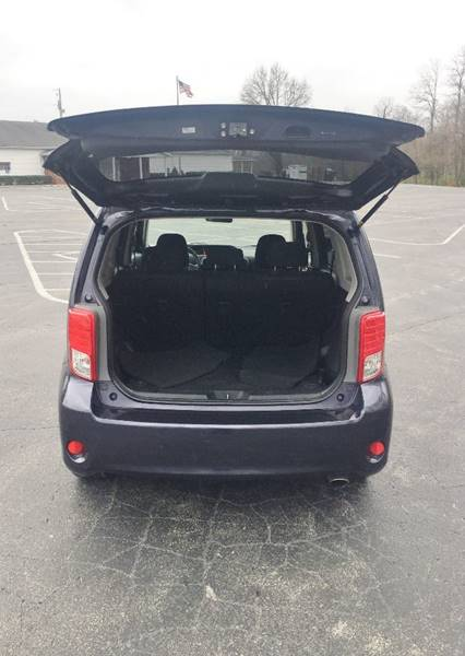 2012 Scion xB 4dr Wagon 4A - Imperial MO
