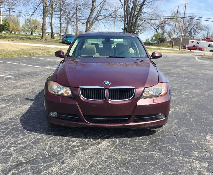 2008 BMW 3 Series for sale at E & S MOTORS in Imperial MO