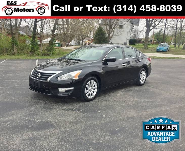 2013 Nissan Altima 2.5 S 4dr Sedan - Imperial MO