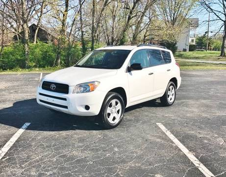 2007 Toyota RAV4 for sale at E & S MOTORS in Imperial MO