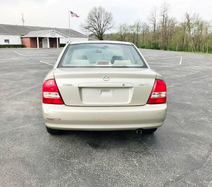 2001 Mazda Protege LX 4dr Sedan - Imperial MO