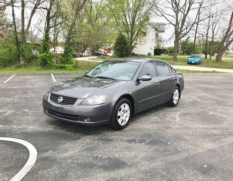 2006 Nissan Altima for sale at E & S MOTORS in Imperial MO