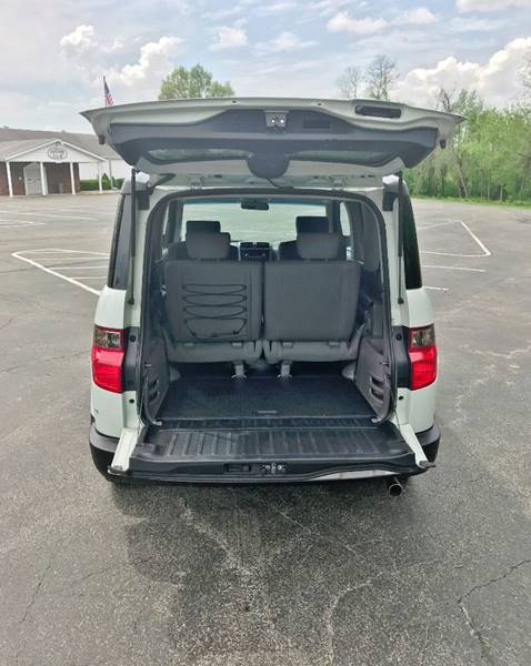 2010 Honda Element for sale at E & S MOTORS in Imperial MO