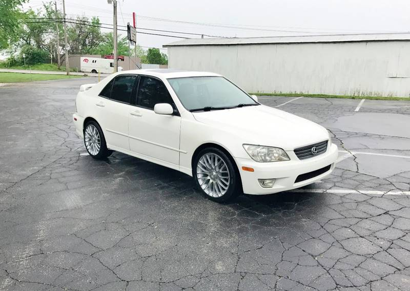 2001 Lexus IS 300 for sale at E & S MOTORS in Imperial MO