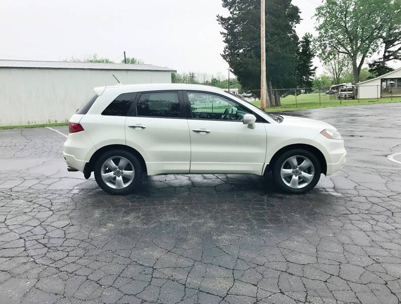 2008 Acura RDX for sale at E & S MOTORS in Imperial MO