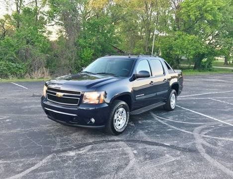 2008 Chevrolet Avalanche for sale at E & S MOTORS in Imperial MO