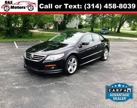 2012 Volkswagen CC for sale in Imperial, MO