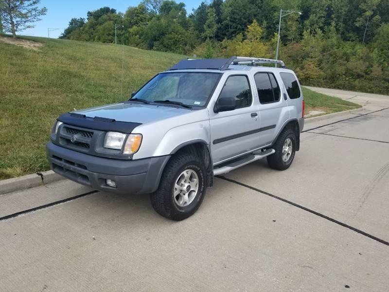 2000 Nissan Xterra 4dr SE 4WD SUV   Saint Charles MO