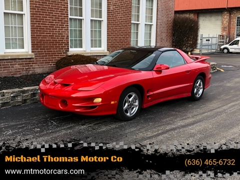 2000 Pontiac Firebird for sale in Saint Charles, MO
