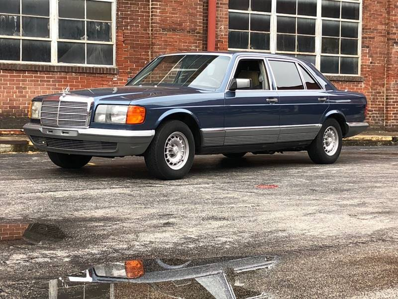 1981 Mercedes-Benz 500-Class SEL In Saint Charles MO