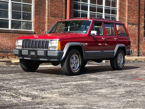 1992 Jeep Cherokee for sale in Saint Charles, MO