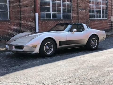 1982 Corvette For Sale >> 1982 Chevrolet Corvette For Sale In Saint Charles Mo