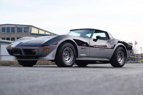1978 Chevrolet Corvette for sale at Michael Thomas Motor Co in Saint Charles MO