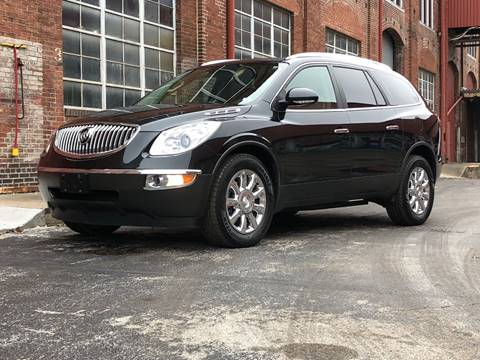 2011 Buick Enclave CXL-1 for sale at Michael Thomas Motor Co in Saint Charles MO