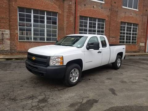 2010 Chevrolet Silverado 1500 Work Truck for sale at Michael Thomas Motor Co in Saint Charles MO