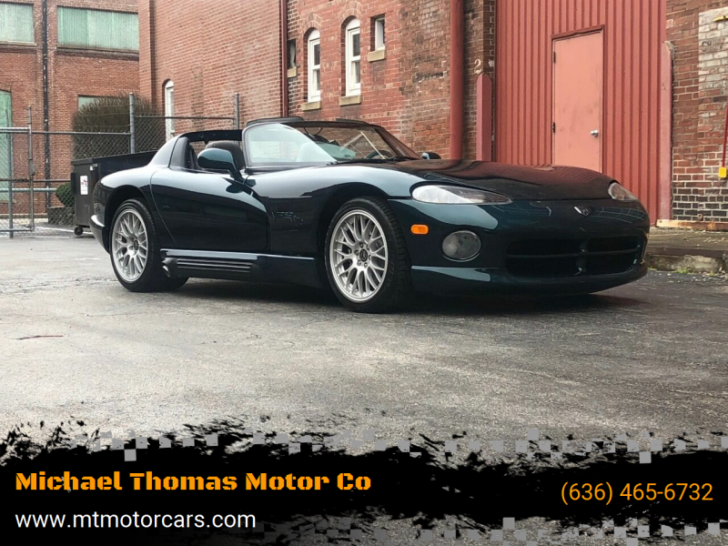 1995 Dodge Viper RT/10 2dr Convertible - Saint Charles MO