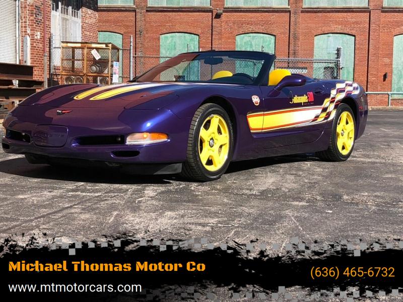 1998 Chevrolet Corvette 2dr Convertible - Saint Charles MO