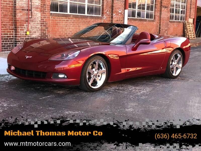2007 Chevrolet Corvette 2dr Convertible - Saint Charles MO