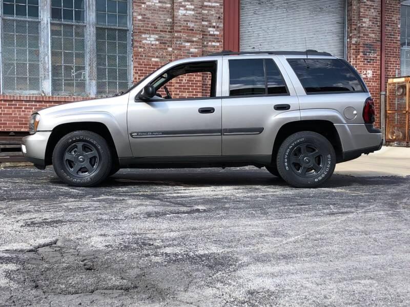 2002 Chevrolet TrailBlazer LTZ 4WD 4dr SUV - Saint Charles MO