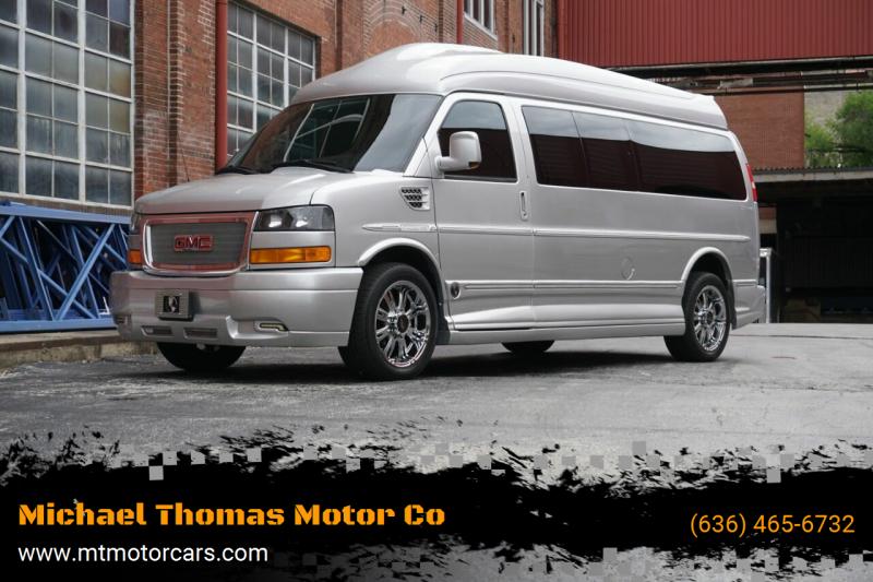 2012 GMC Savana Cargo 2500 3dr Extended Cargo Van w/ YF7 Upfitter - Saint Charles MO