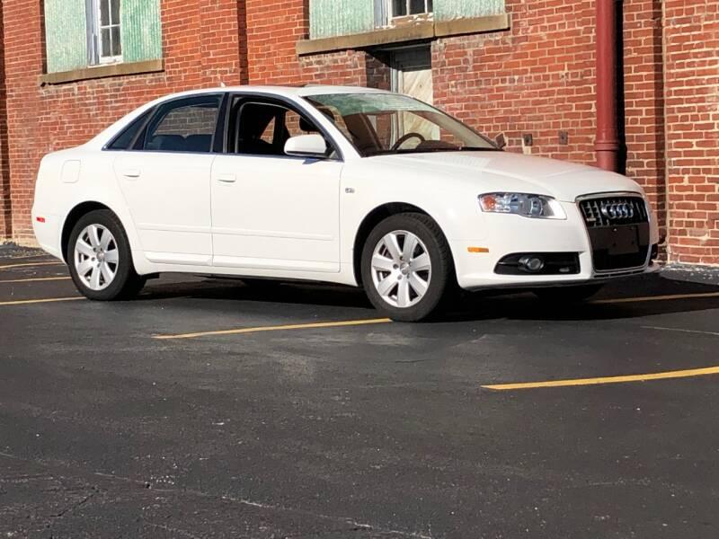 2008 Audi A4 2.0T 4dr Sedan (2L I4 6M) - Saint Charles MO