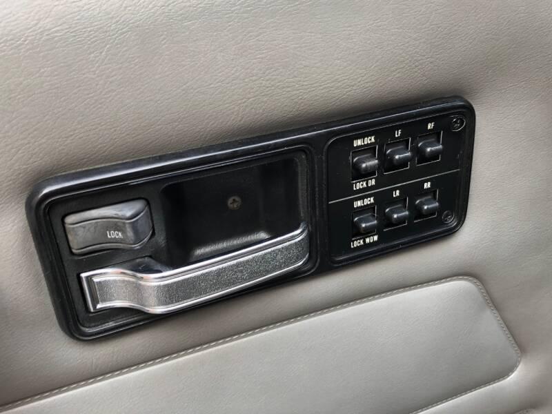 1996 Jeep Cherokee 4dr Sport 4WD SUV - Saint Charles MO