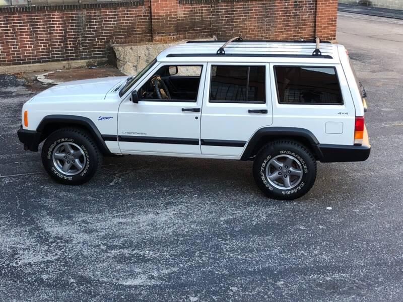 1997 Jeep Cherokee 4dr Sport 4WD SUV - Saint Charles MO