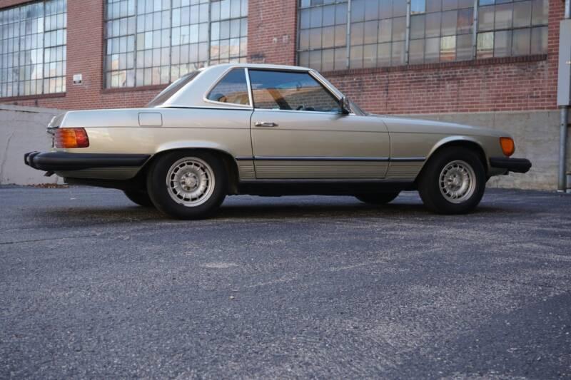 1980 Mercedes-Benz 450 SL  - Saint Charles MO