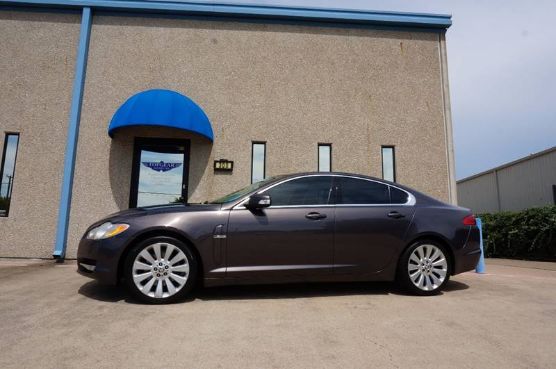 2009 Jaguar XF Premium Luxury 4dr Sedan - Grand Prarie TX