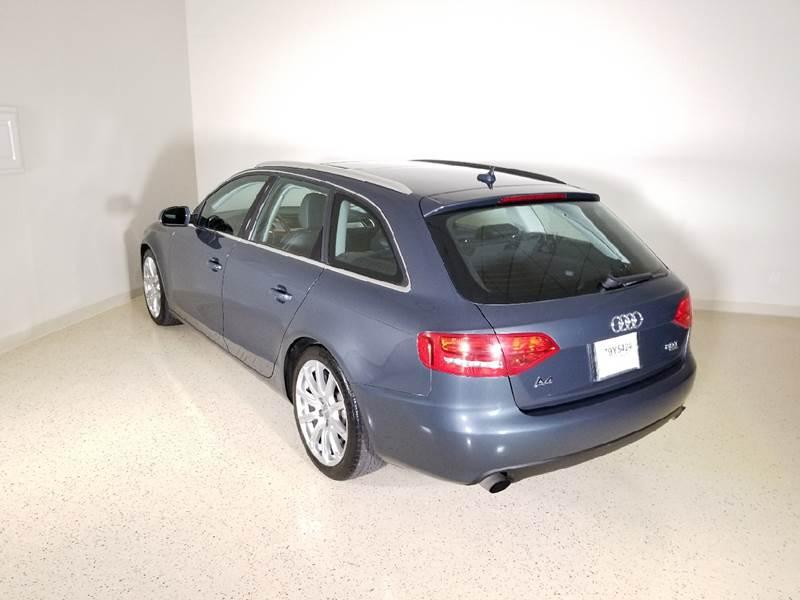 2010 Audi A4 AWD 2.0T quattro Avant Premium Plus 4dr Wagon - Grand Prarie TX