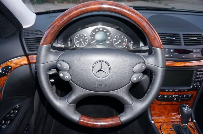 2008 Mercedes-Benz E-Class E 320 BlueTEC 4dr Sedan - Grand Prarie TX
