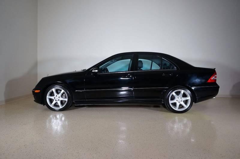 2007 Mercedes-Benz C-Class C 230 Sport 4dr Sedan - Grand Prarie TX