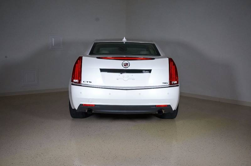 2012 Cadillac CTS 3.6L Performance 4dr Sedan - Grand Prarie TX