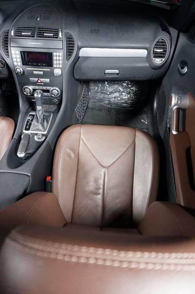 2005 Mercedes-Benz SLK SLK 350 2dr Convertible - Grand Prarie TX