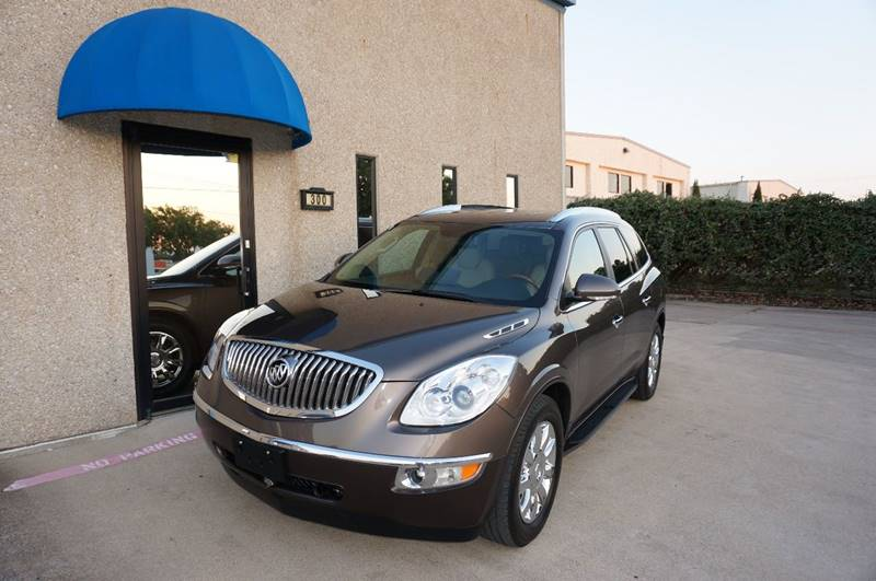 2010 Buick Enclave CXL 4dr Crossover w/2XL - Grand Prarie TX