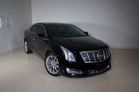 2014 Cadillac XTS for sale at TopGear Motorcars in Grand Prarie TX