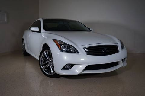 2013 Infiniti G37 Coupe for sale in Grand Prarie, TX
