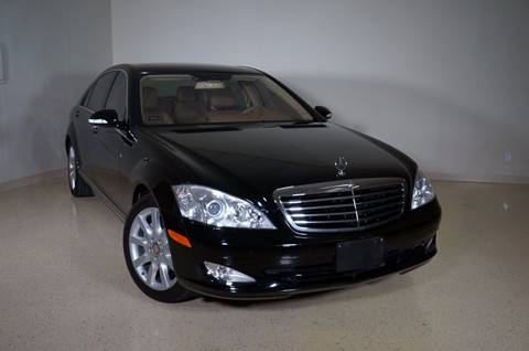 2008 Mercedes-Benz S-Class for sale at TopGear Motorcars in Grand Prarie TX