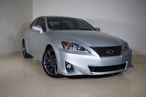 2011 Lexus IS 250 for sale in Grand Prarie, TX