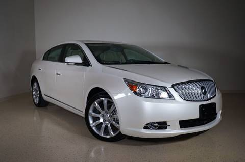 2010 Buick LaCrosse for sale at TopGear Motorcars in Grand Prarie TX