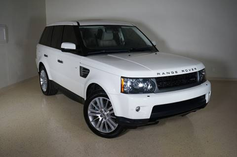 2010 Land Rover Range Rover Sport for sale at TopGear Motorcars in Grand Prairie TX