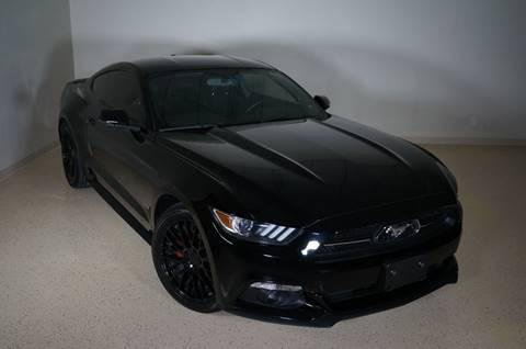 2015 Ford Mustang for sale at TopGear Motorcars in Grand Prarie TX