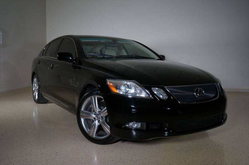 2007 Lexus GS 350 for sale at TopGear Motorcars in Grand Prarie TX