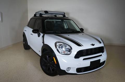 2011 MINI Cooper Countryman for sale at TopGear Motorcars in Grand Prarie TX