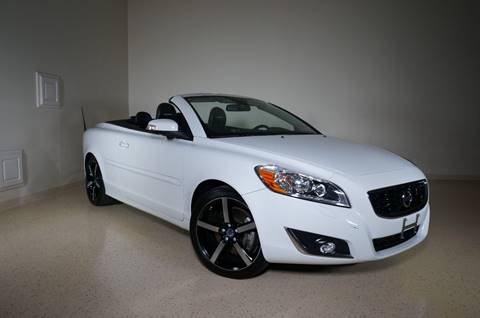 2012 Volvo C70 for sale at TopGear Motorcars in Grand Prarie TX